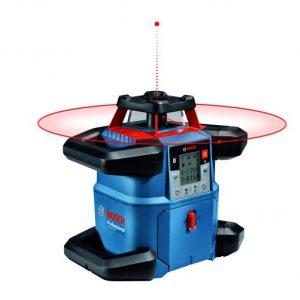 Laserski mjerači, niveliri i detektori